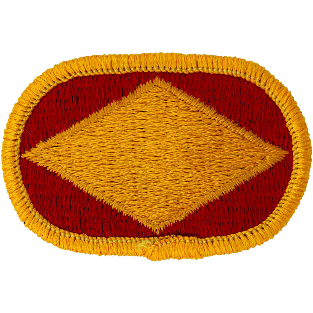 U.S. Army 18th Field Artillery Brigade Oval Patch