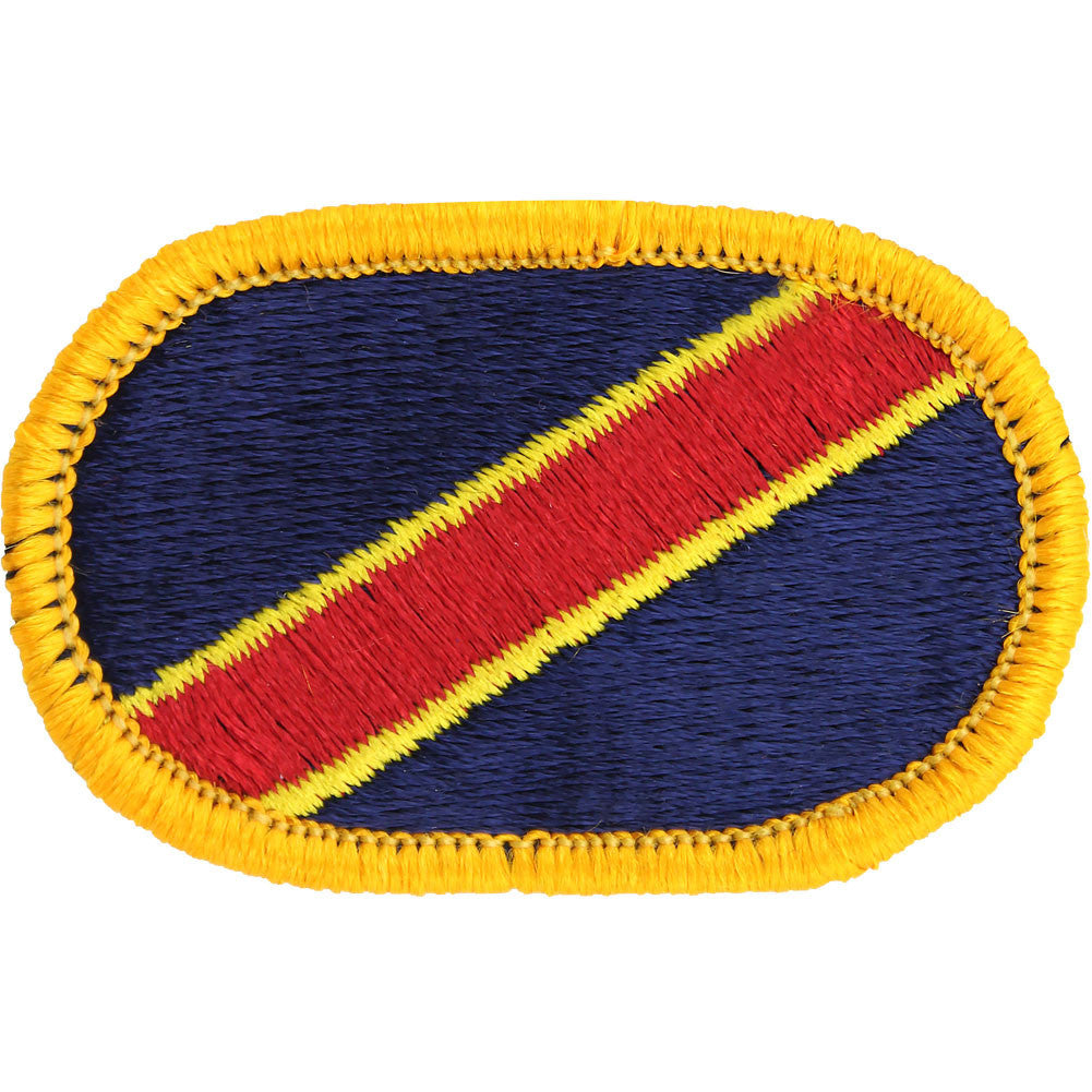U.S. Army 18th Personnel Group Oval Patch