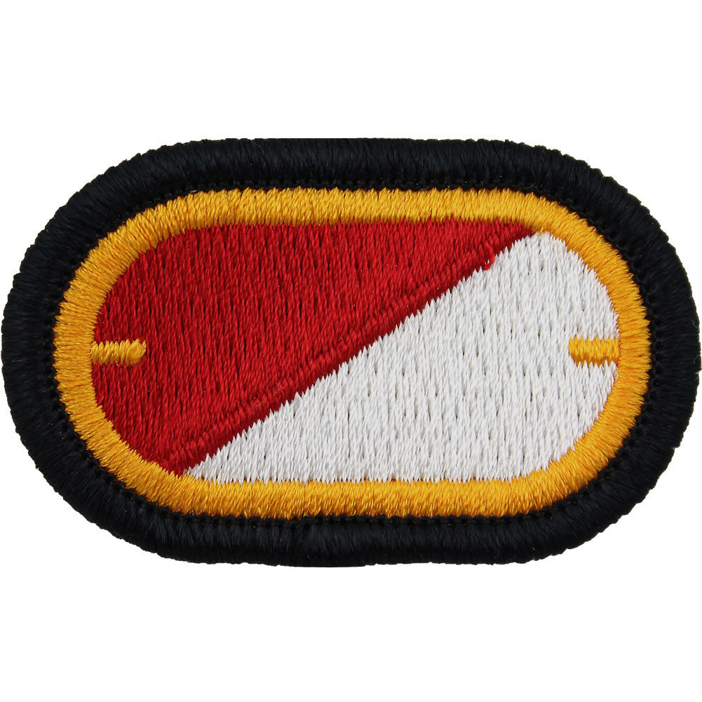 U.S. Army 32nd Cavalry Regiment 1st Squadron Oval Patch