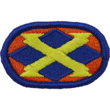 U.S. Army 35th Signal Brigade Oval Patch