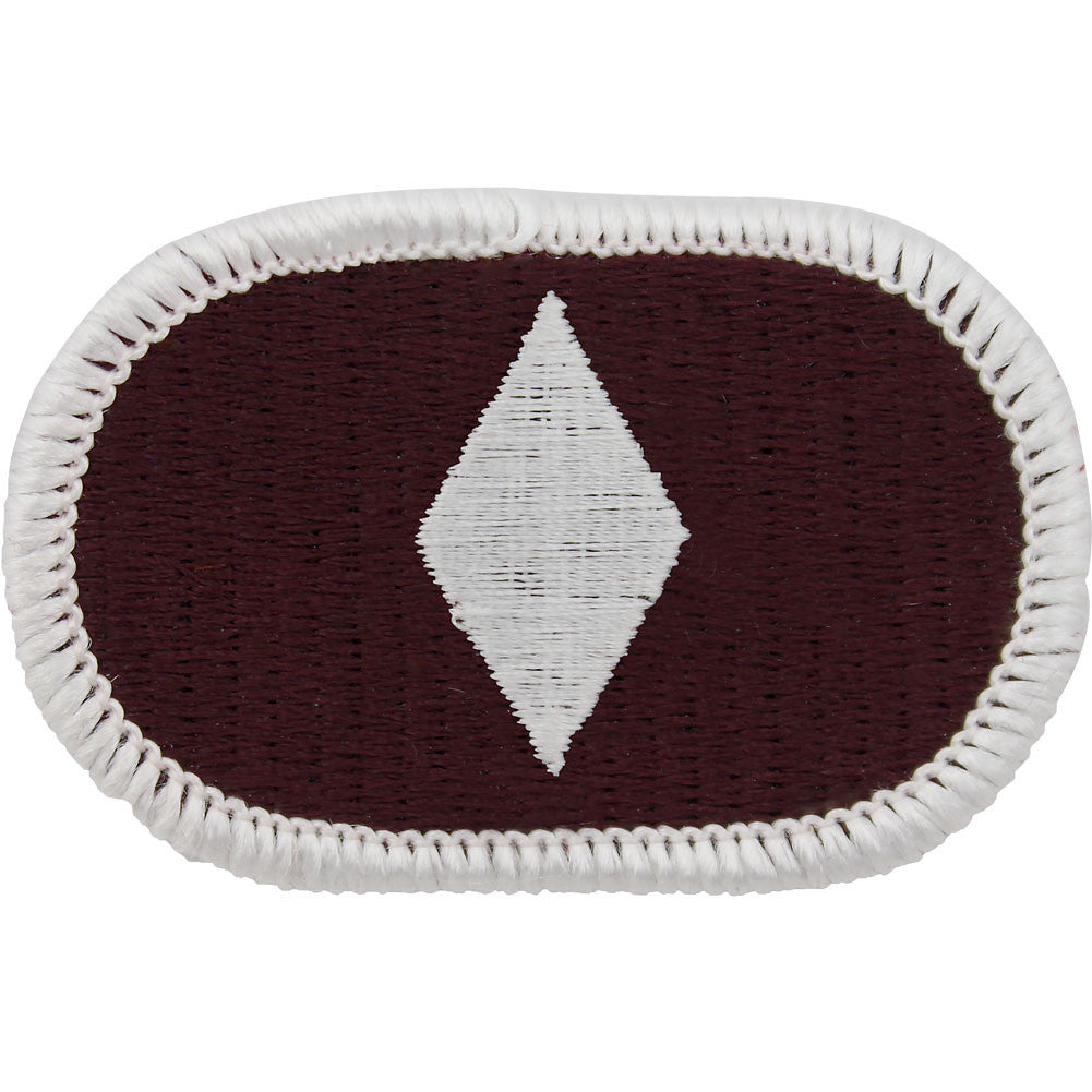 U.S. Army 44th Medical Brigade Oval Patch
