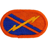 U.S. Army 51st Signal Battalion Oval Patch