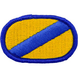 U.S. Army 51st Infantry E Company Oval Patch