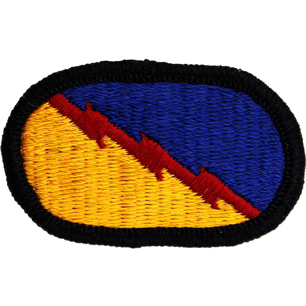 U.S. Army 52nd Infantry E Company Oval Patch