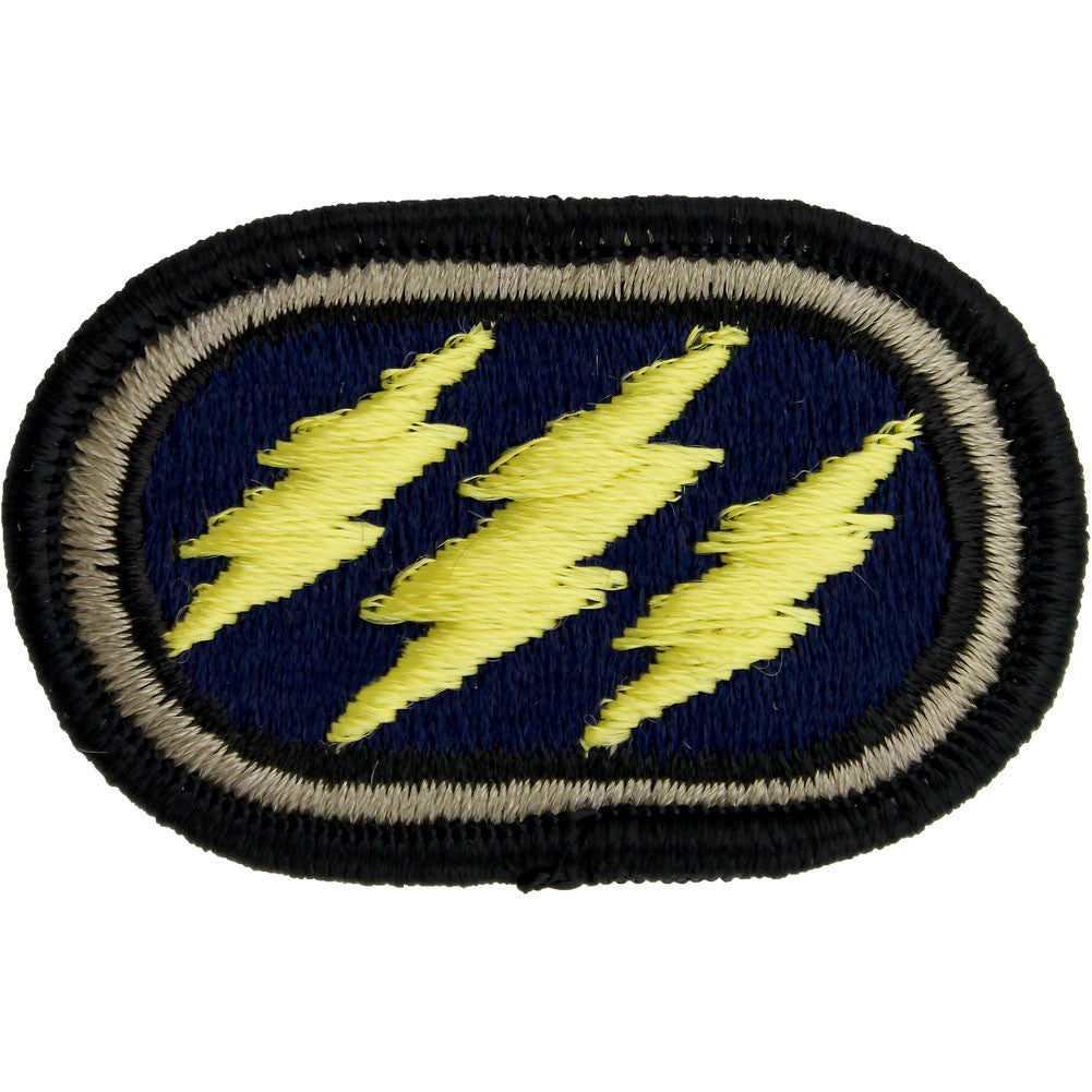 U.S. Army 56th Chemical Reconnaissance Detachment Oval Patch