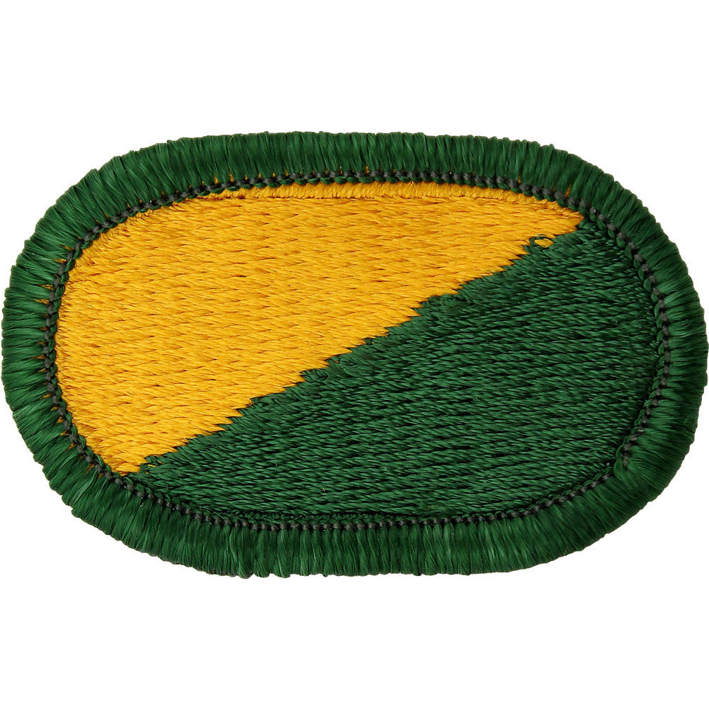U.S. Army 73rd Armor 3rd Battalion Oval Patch