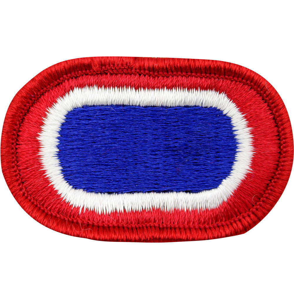 U.S. Army 82nd Airborne Division Headquarters Oval Patch