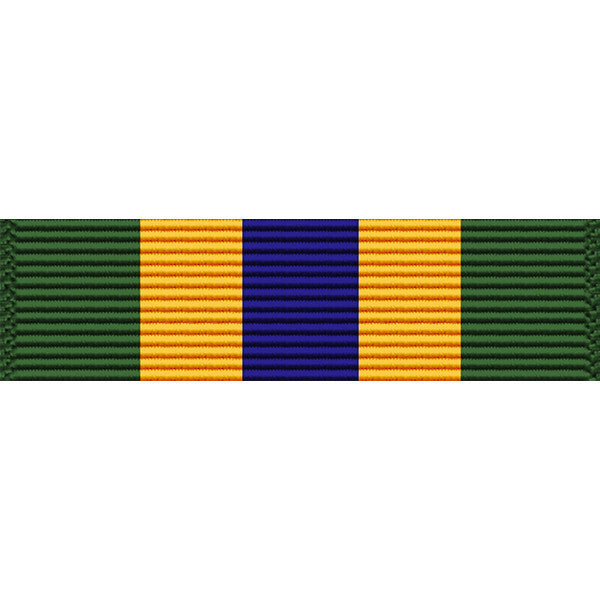 Texas National Guard Homeland Defense Ribbon