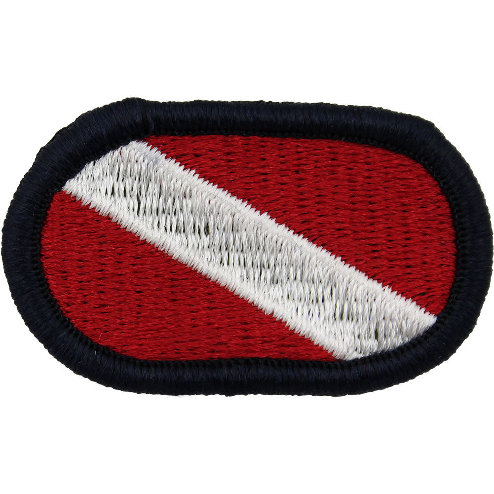 U.S. Army 82nd Personnel Services Battalion Oval Patch
