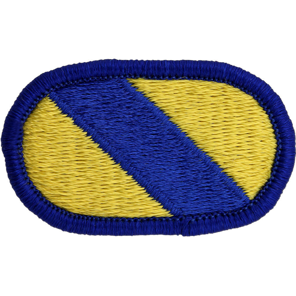 U.S. Army 82nd Aviation D Company Oval Patch