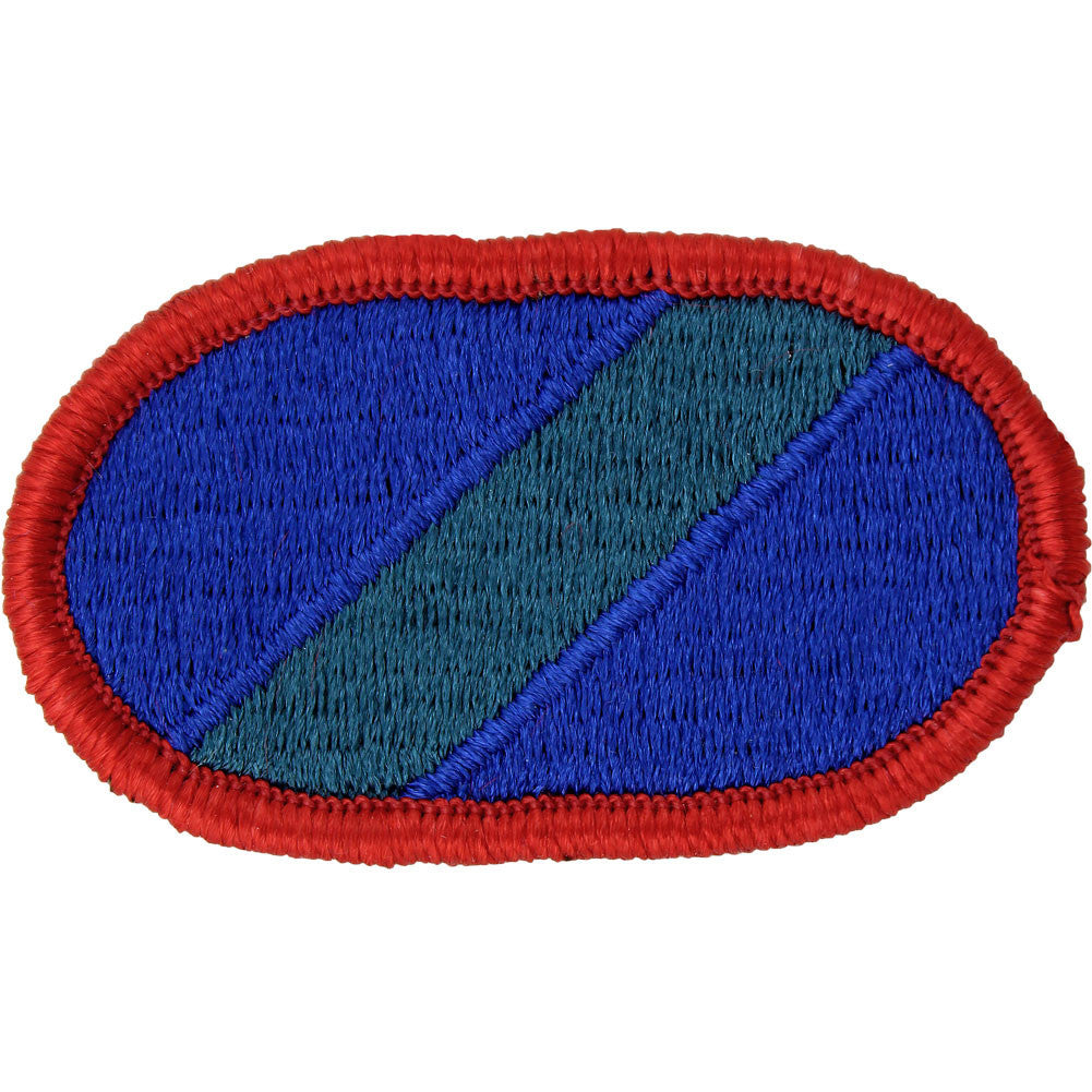 U.S. Army 82nd Airborne Division 1st Brigade Combat Team Special Troops Battalion Oval Patch