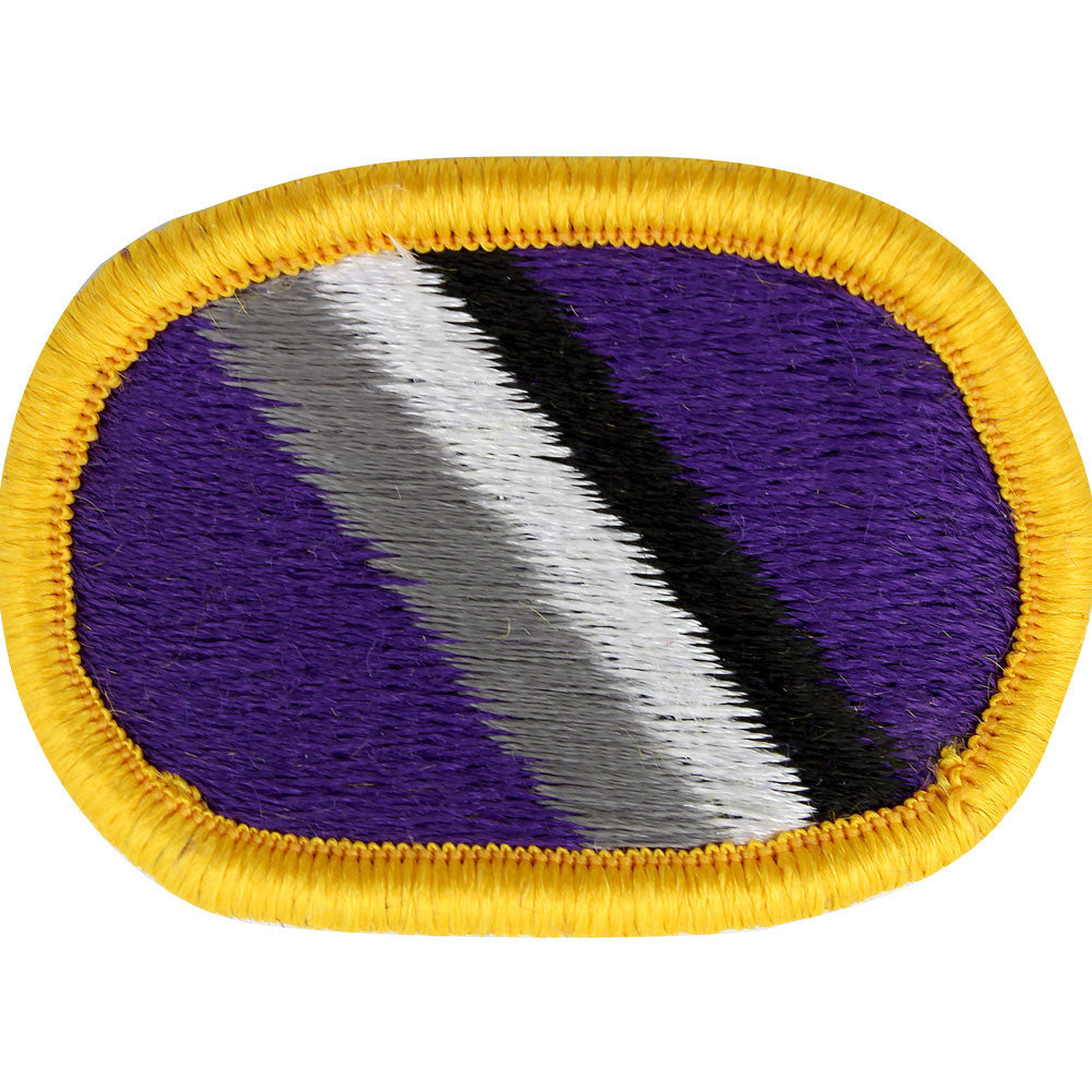 U.S. Army 95th Civil Affairs Brigade Oval Patch