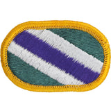 U.S. Army 96th Civil Affairs Brigade Oval Patch