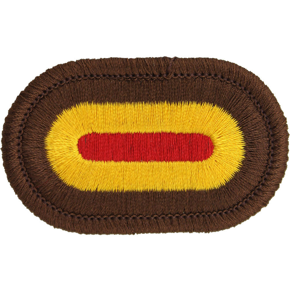 U.S. Army 101st Airborne Division Divisional Support Command (DISCOM) Oval Patch
