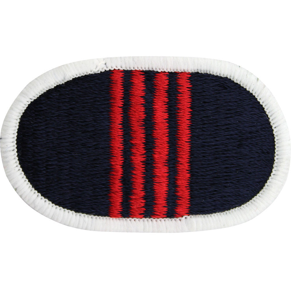 U.S. Army 101st Personnel Services Oval Patch