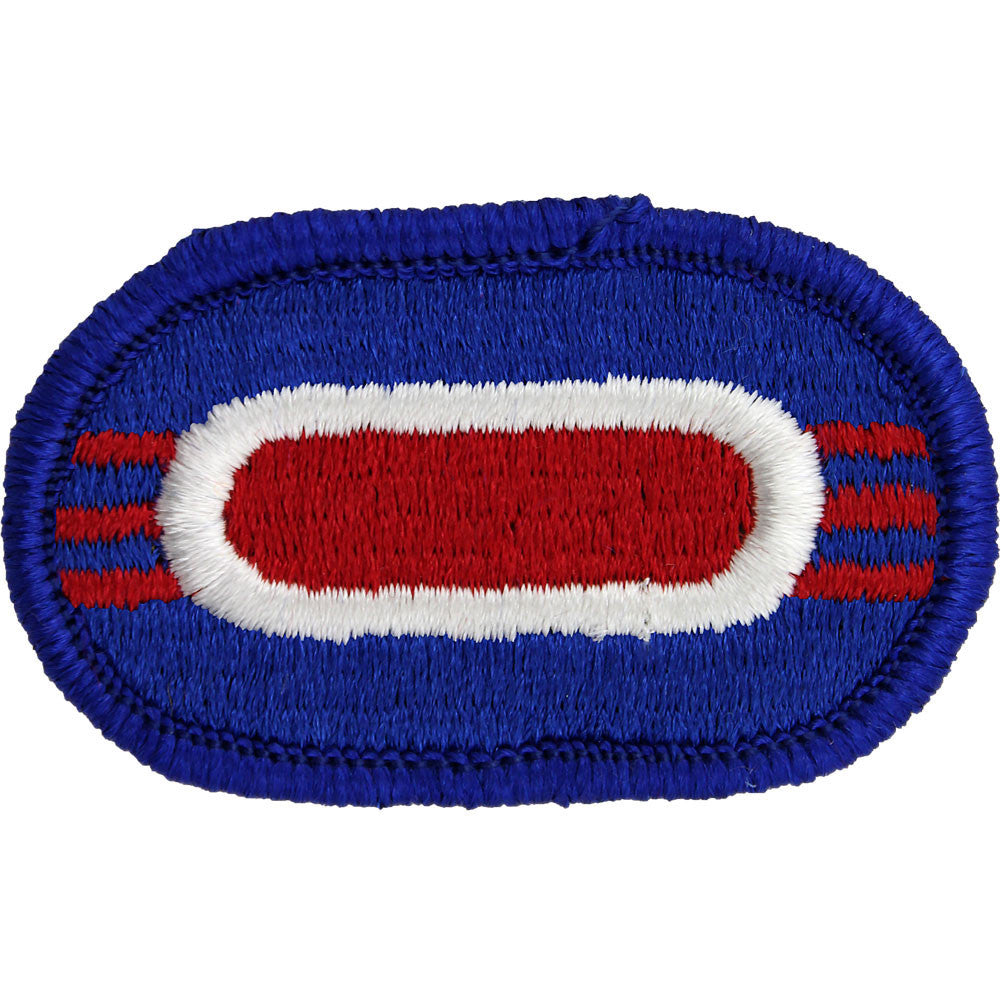 U.S. Army 101st Airborne Division 3rd Brigade Special Troops Battalion Oval Patch