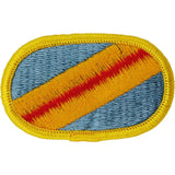 U.S. Army 117th Cavalry 5th Squadron (LRSD) Oval Patch