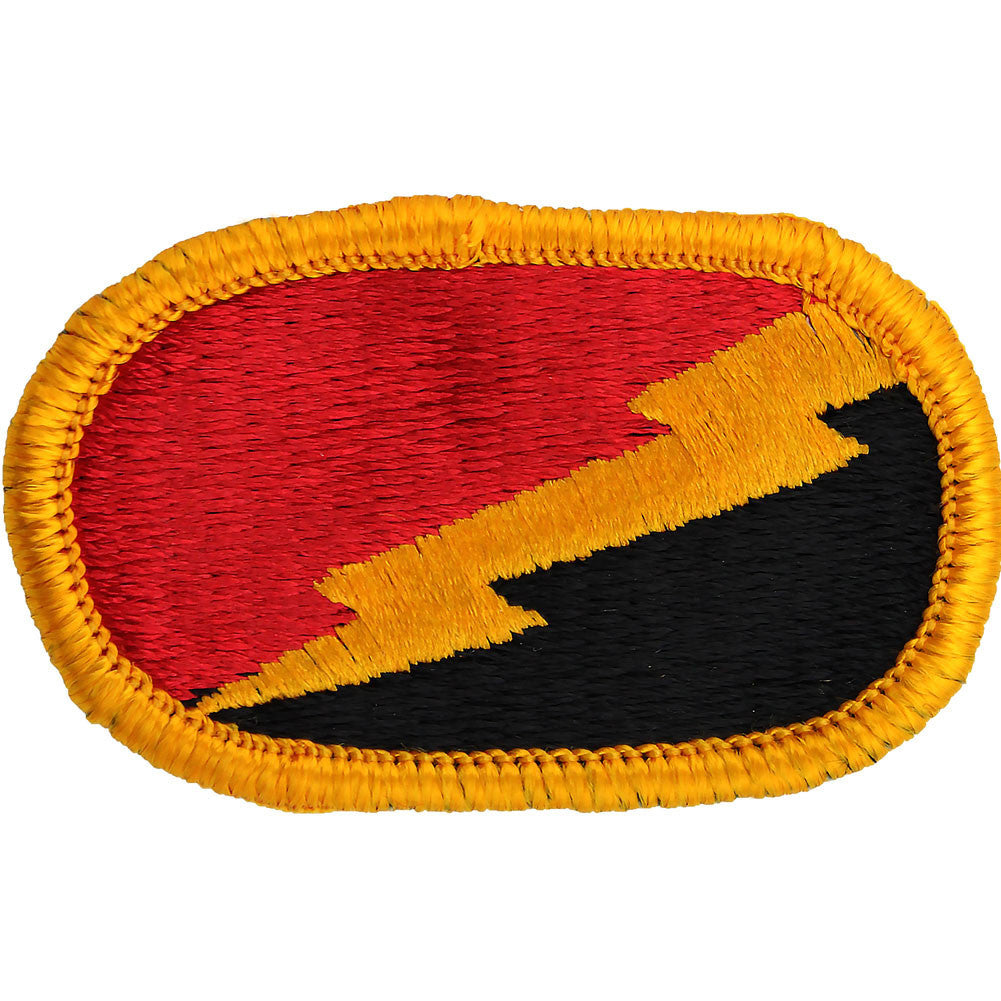 U.S. Army 125th Military Intelligence Battalion LRSD Oval Patch