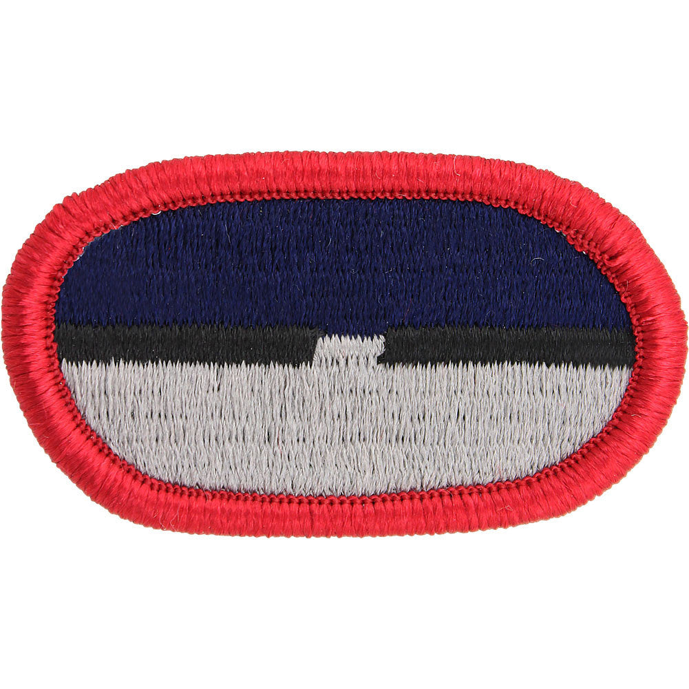 U.S. Army 135th Infantry 2nd Battalion Air Assault Oval Patch