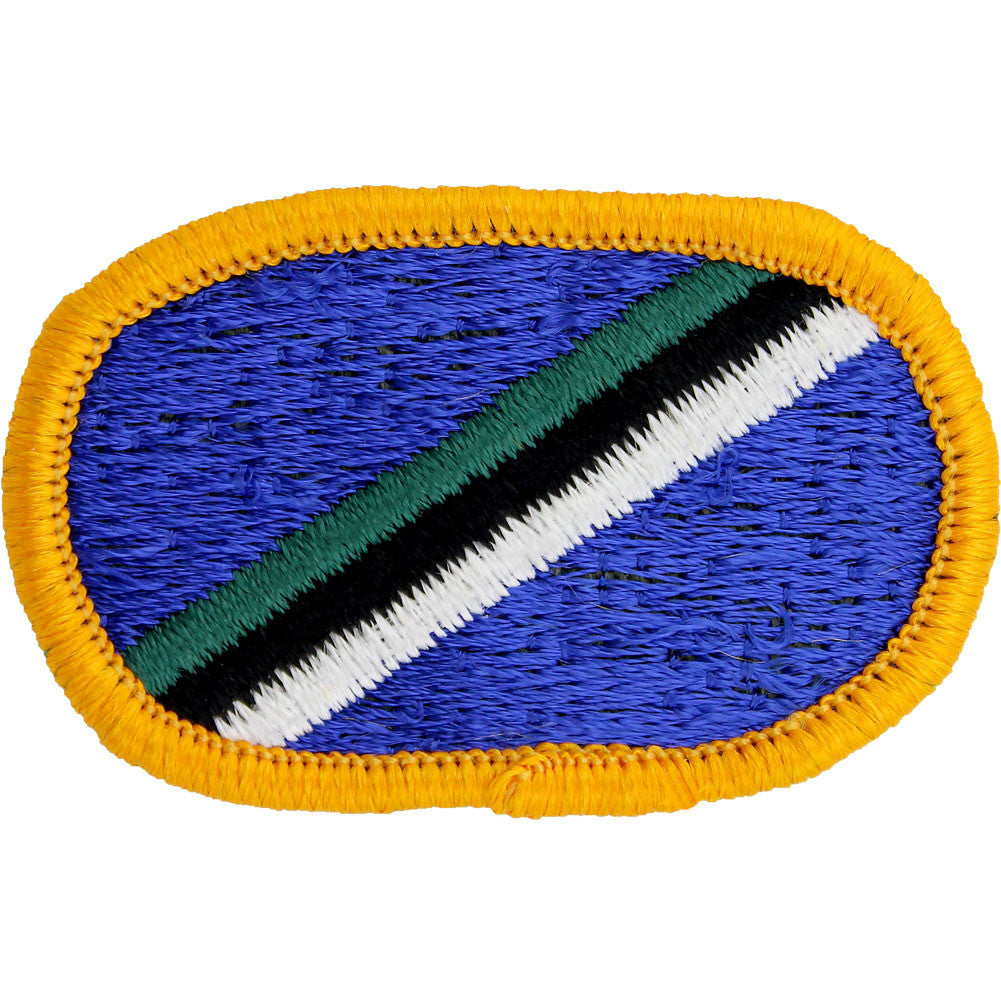U.S. Army 160th Aviation Headquarters Oval Patch