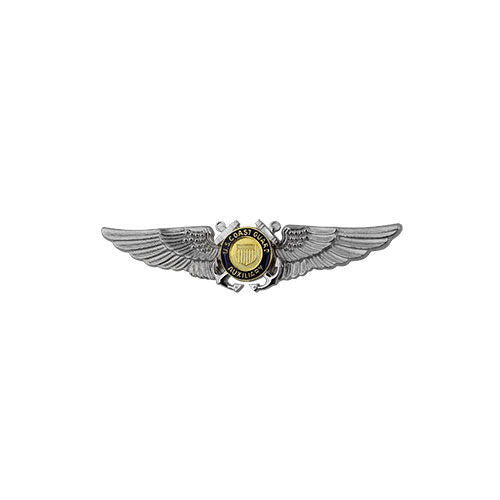 Coast Guard Miniature Auxiliary Aviator Insignia