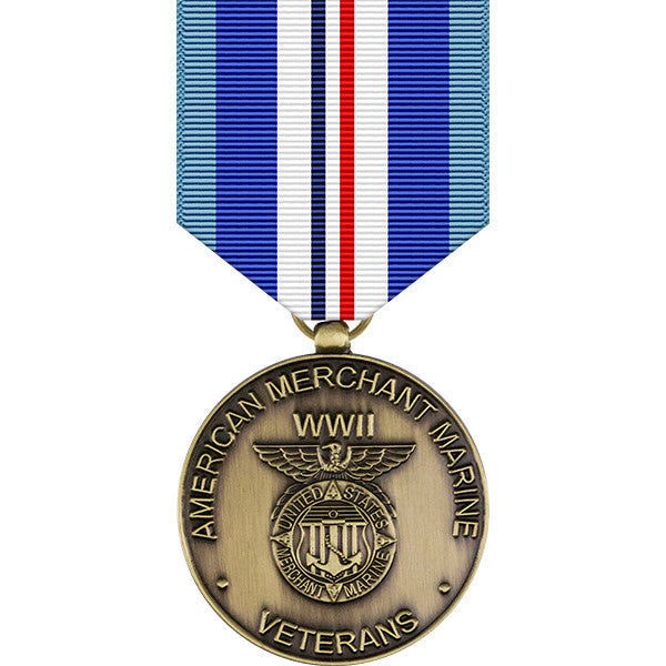 WWII Merchant Marine Commemorative Medal