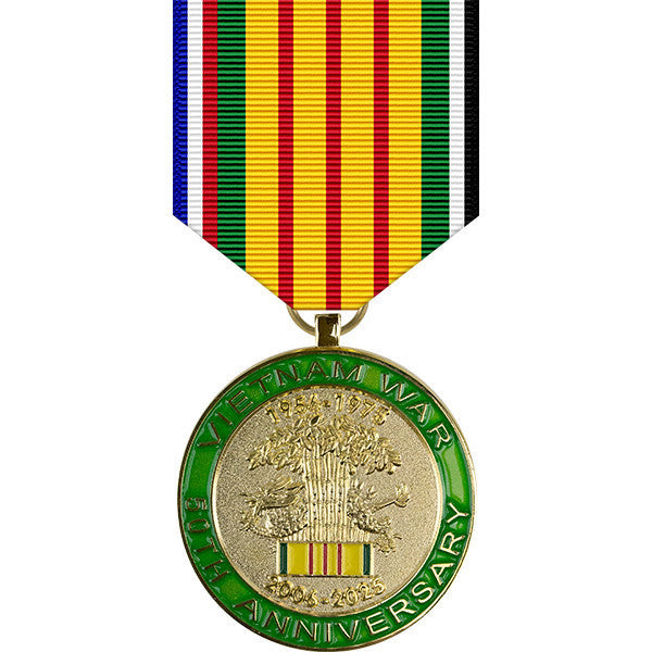 Vietnam War 50th Anniversary Commemorative Medal