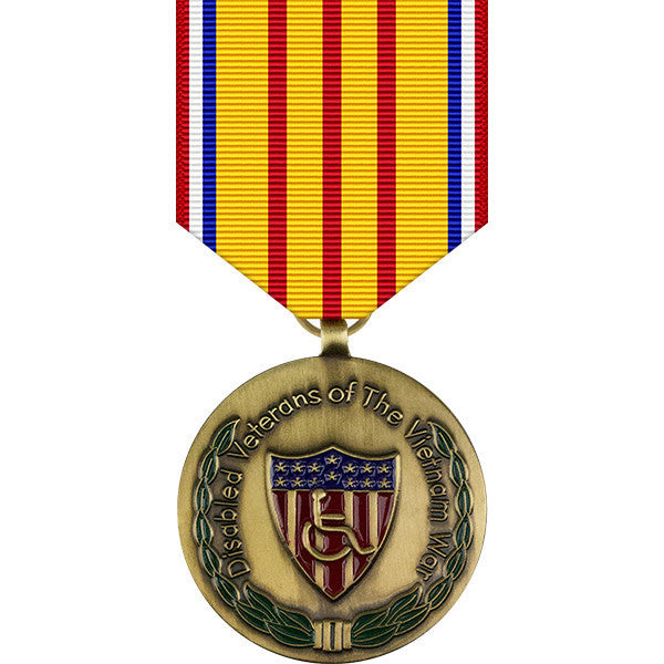 Vietnam War Disabled Veterans Commemorative Medal