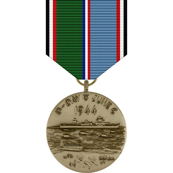 World War II D-Day Commemorative Medal