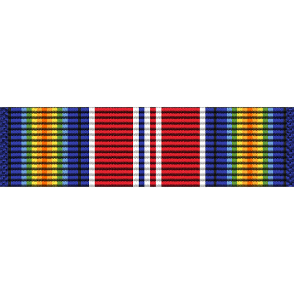 World War II 50th Anniversary Commemorative Ribbon