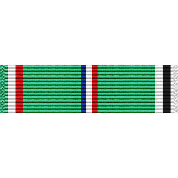 World War II Victory in Europe 50th Anniversary Commemorative Ribbon