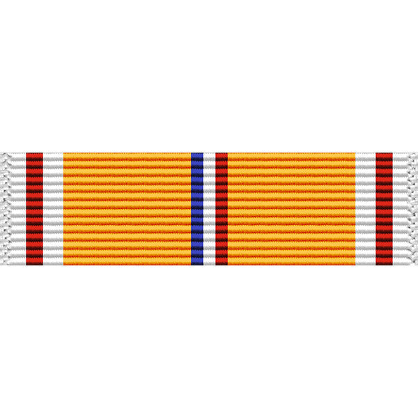 World War II Victory in the Pacific 50th Anniversary Commemorative Ribbon