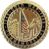 Cold War Commemorative Lapel Pin