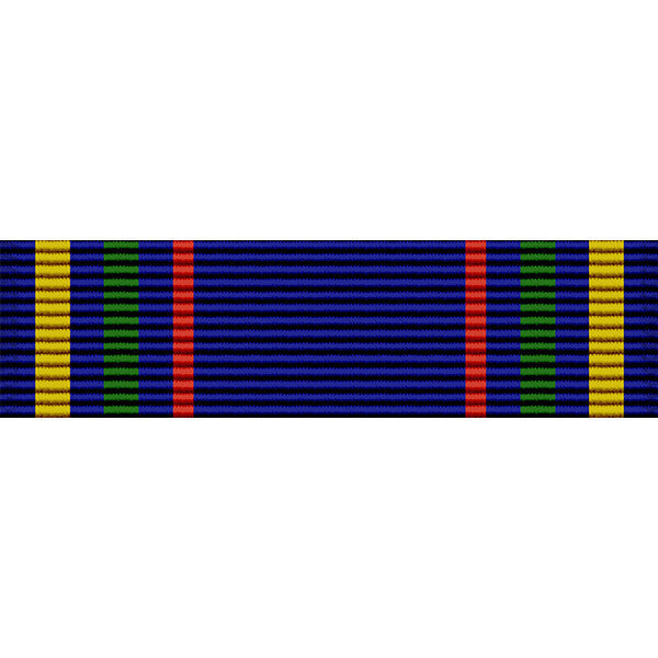 Air Force Nuclear Deterrence Operations Medal Ribbon