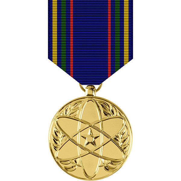 Air Force Nuclear Deterrence Operations Anodized Medal