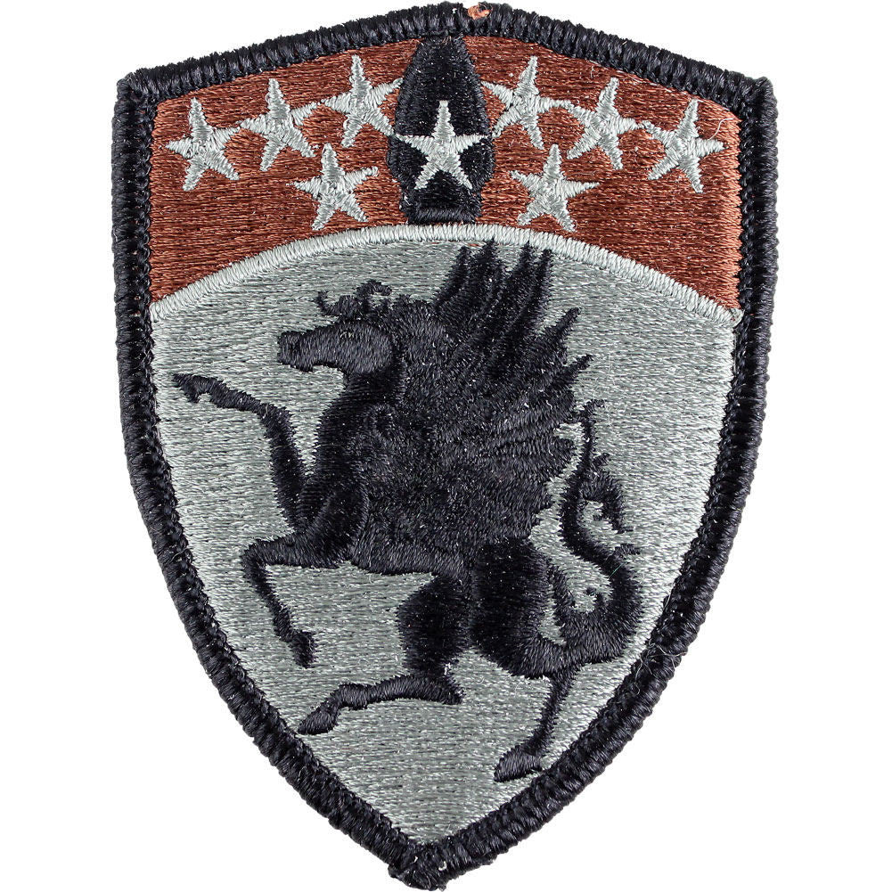 63rd Aviation Brigade ACU Patch