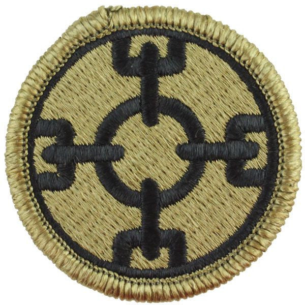 310th Sustainment Command MultiCam (OCP) Patch