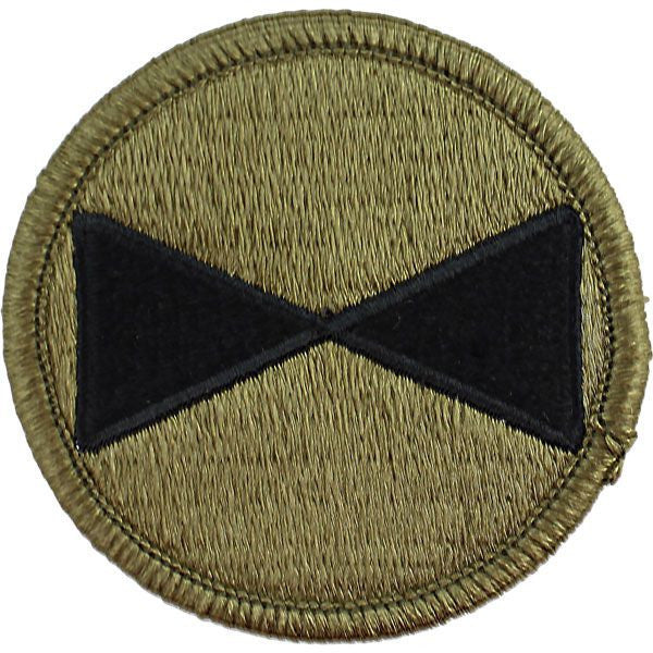 7th Infantry Division MultiCam (OCP) Patch