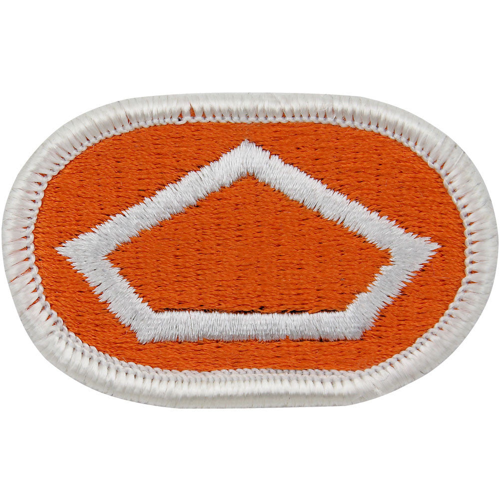 U.S. Army 82nd Signal Battalion Oval Patch