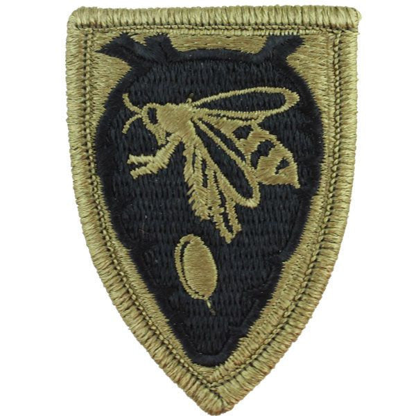 North Carolina National Guard MultiCam (OCP) Patch