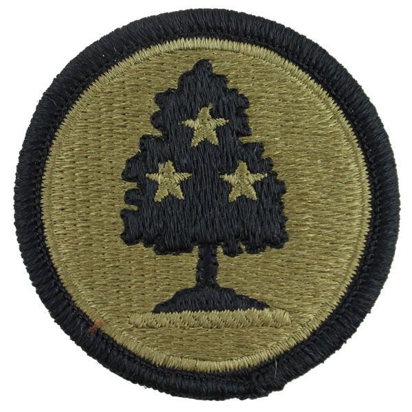 Tennessee National Guard MultiCam (OCP) Patch