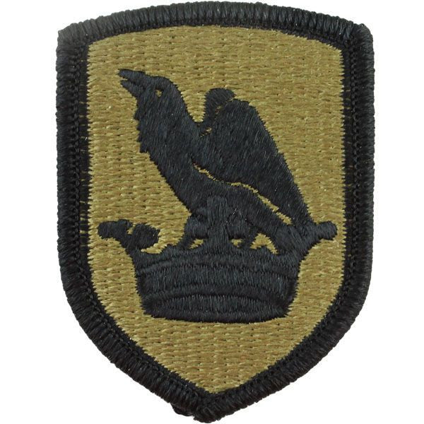 Washington National Guard MultiCam (OCP) Patch