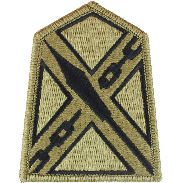 Virginia National Guard MultiCam (OCP) Patch