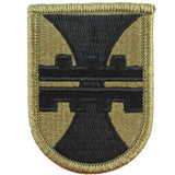 412th Engineer Brigade MultiCam (OCP) Patch