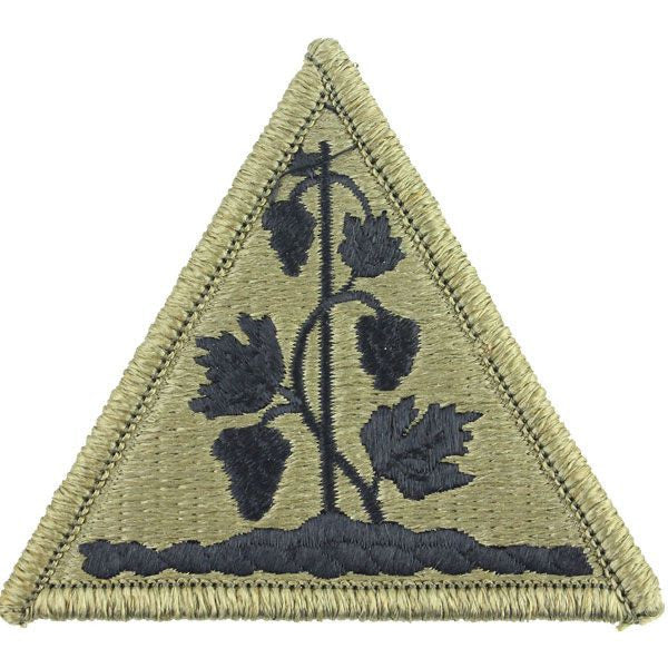 Connecticut National Guard MultiCam (OCP) Patch