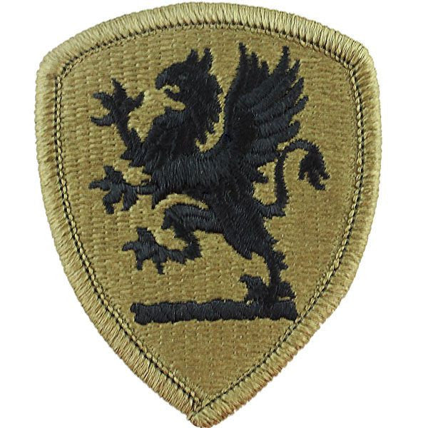 Michigan National Guard MultiCam (OCP) Patch