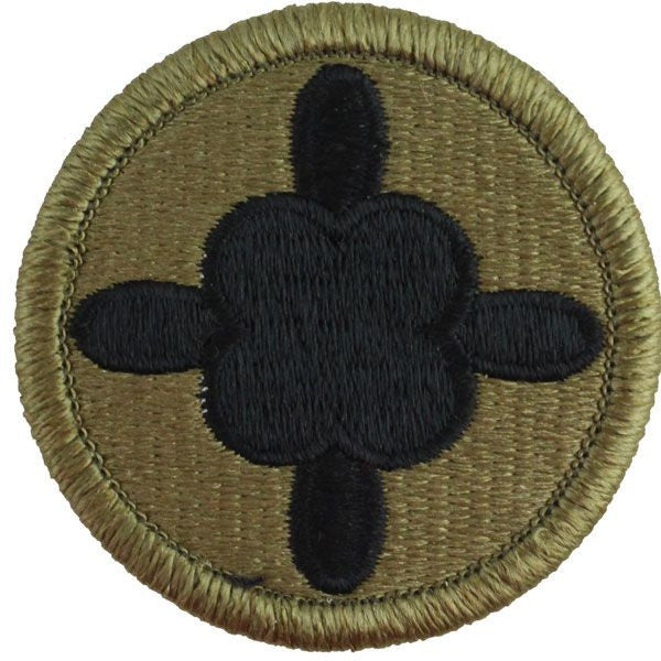 184th Transportation Brigade MultiCam (OCP) Patch