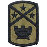 194th Engineer Brigade MultiCam (OCP) Patch