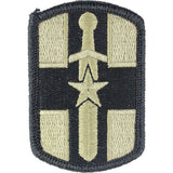 807th Medical Command MultiCam (OCP) Patch