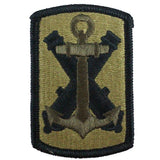 103rd Field Artillery Brigade MultiCam (OCP) Patch